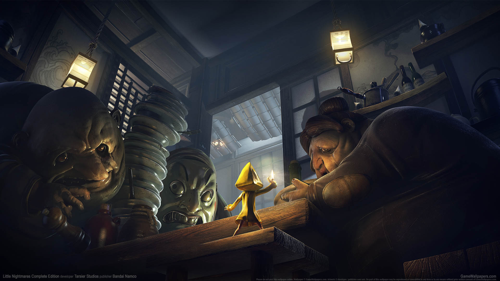 Little Nightmares Complete Edition fondo de escritorio 01 1920x1080