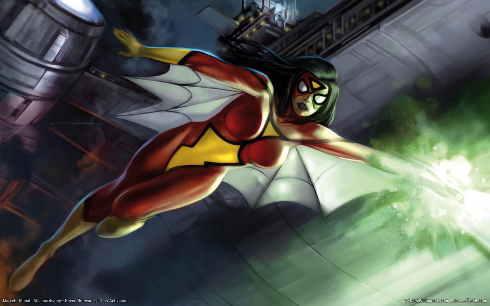 Marvel: Ultimate Alliance Hintergrundbild 05 1680x1050