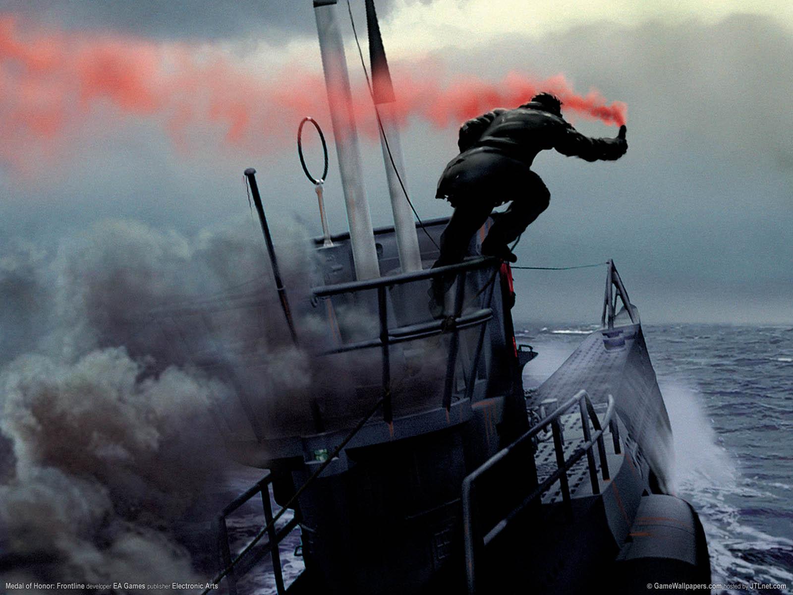 Medal of Honor: Frontline Hintergrundbild 01 1600x1200