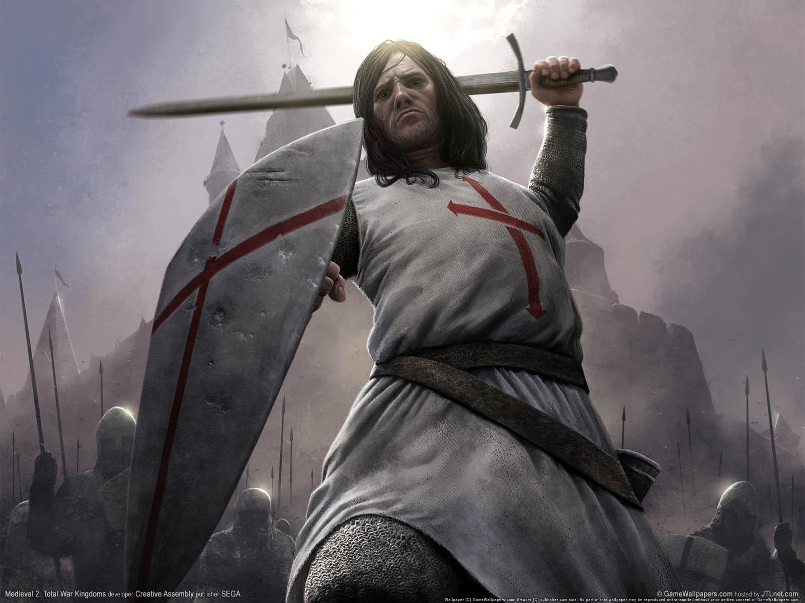 Medieval 2: Total War Kingdomsνmmer=01 achtergrond  1600x1200