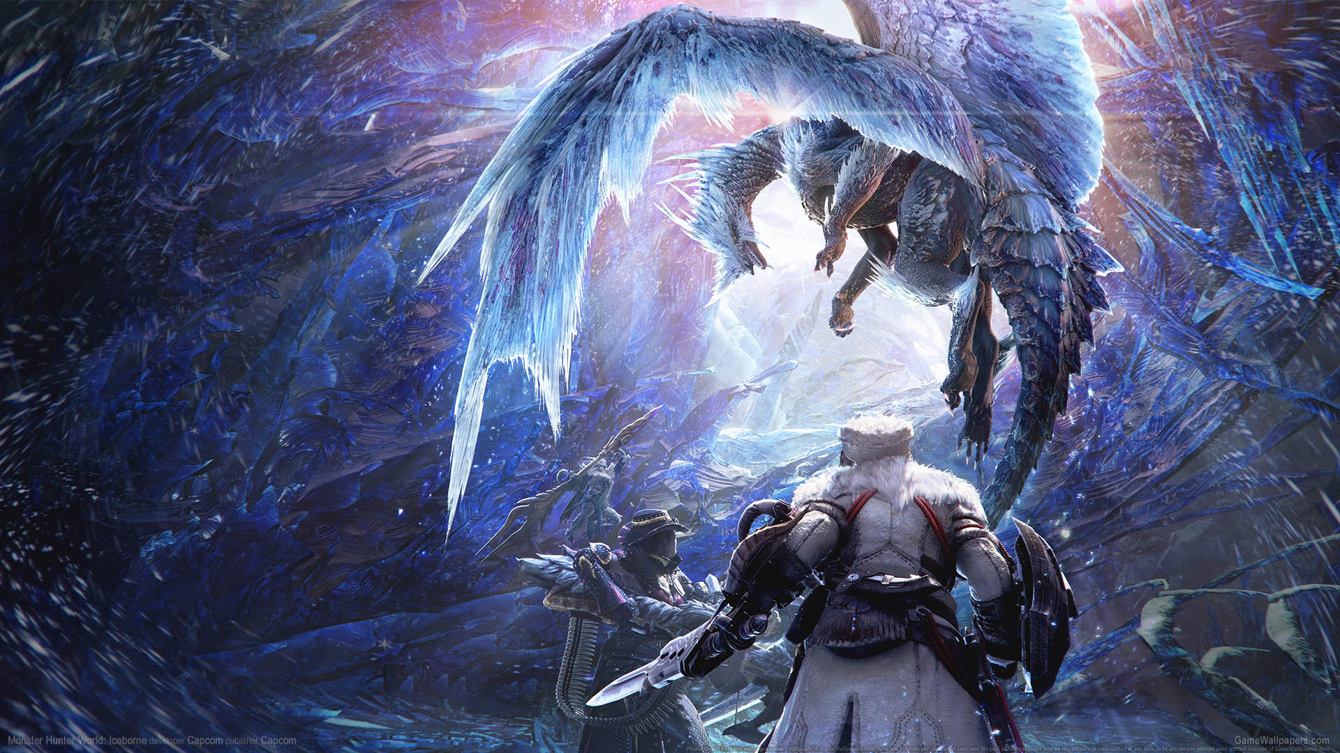 Monster Hunter World: Iceborne wallpaper 01 1920x1080