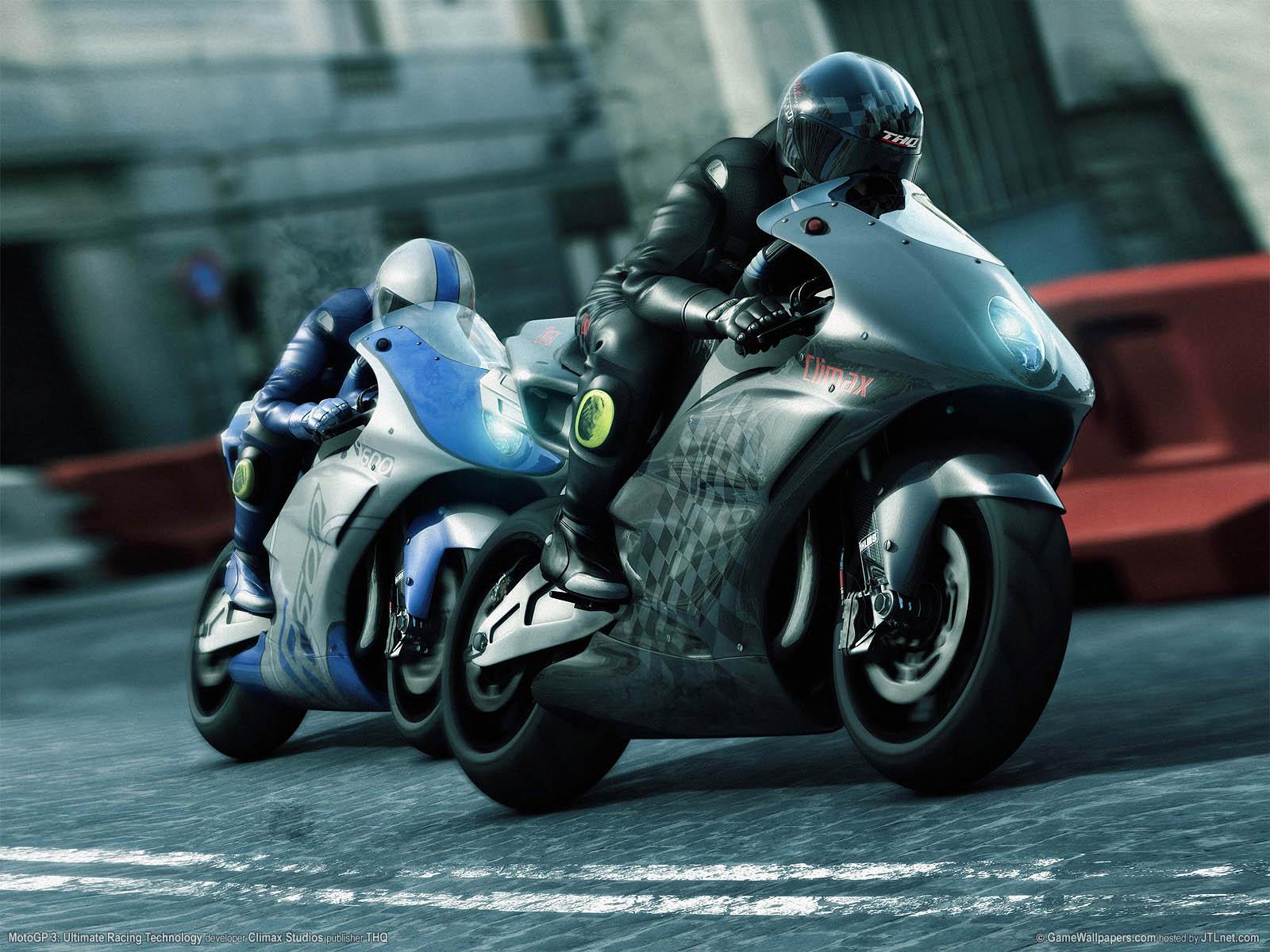 MotoGP 3: Ultimate Racing Technologyνmmer=01 achtergrond  1600x1200