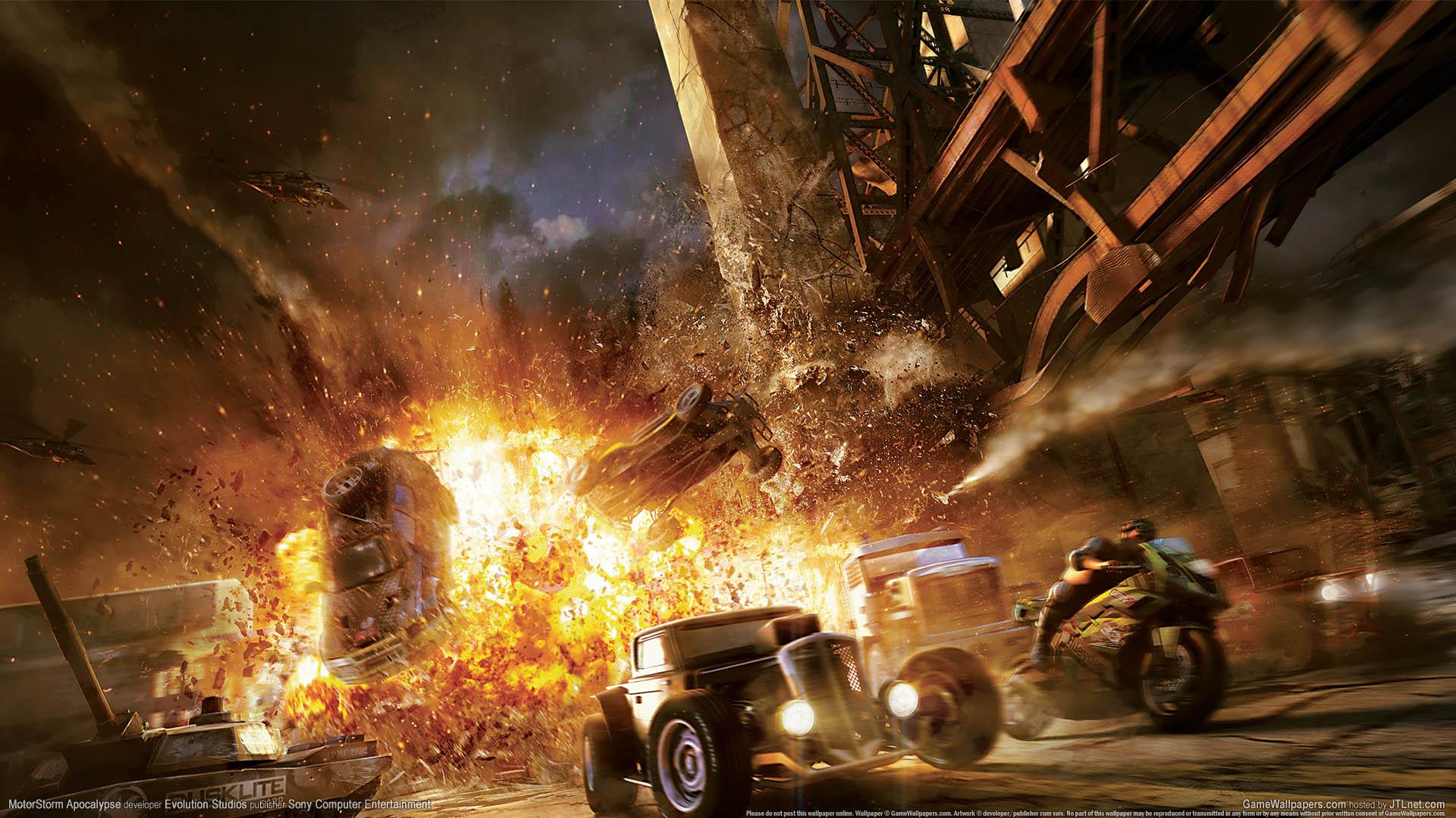 Motorstorm Apocalypse Wallpaper 02 1920x1080