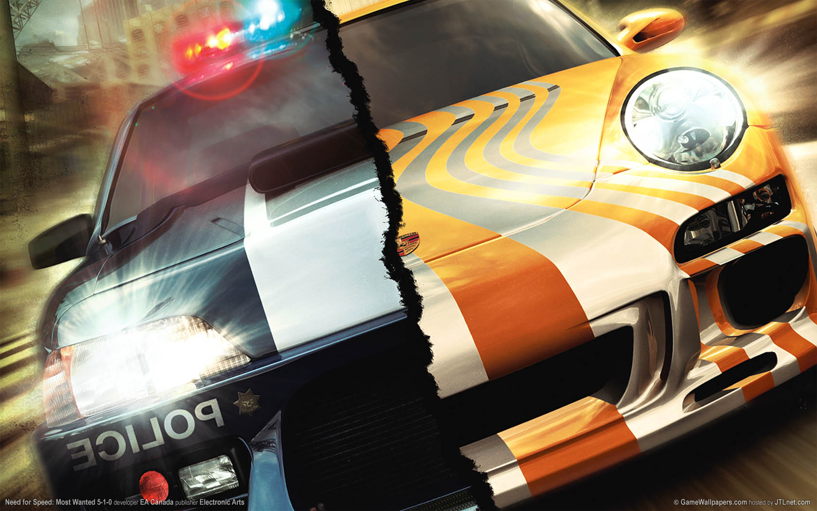 Need For Speed Most Wanted 5 1 0 Wallpaper 01 1680x1050