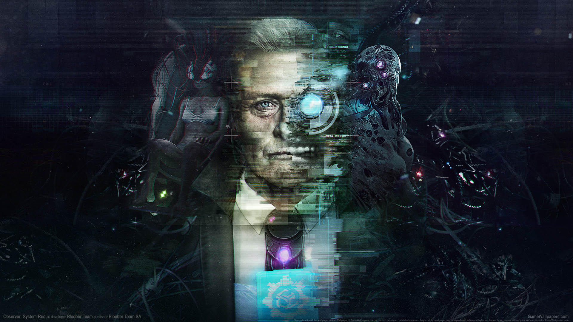 Observer: System Redux achtergrond 01 1920x1080