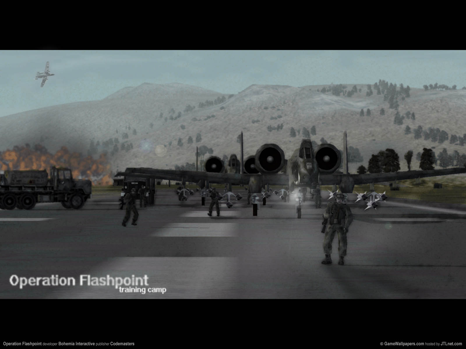 Operation Flashpoint Hintergrundbild 01 1600x1200