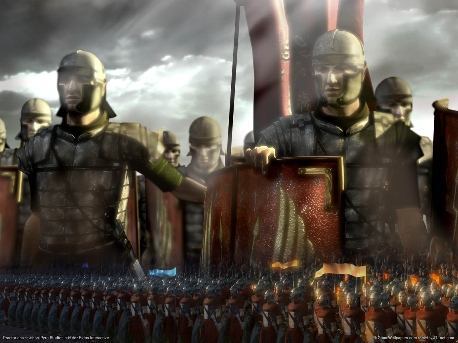 Praetorians wallpaper 01 1600x1200