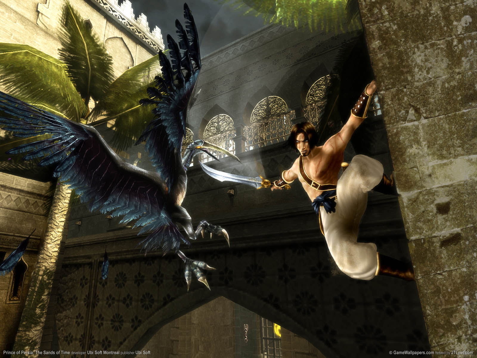 Prince of Persia: The Sands of Time Hintergrundbild 02 1600x1200