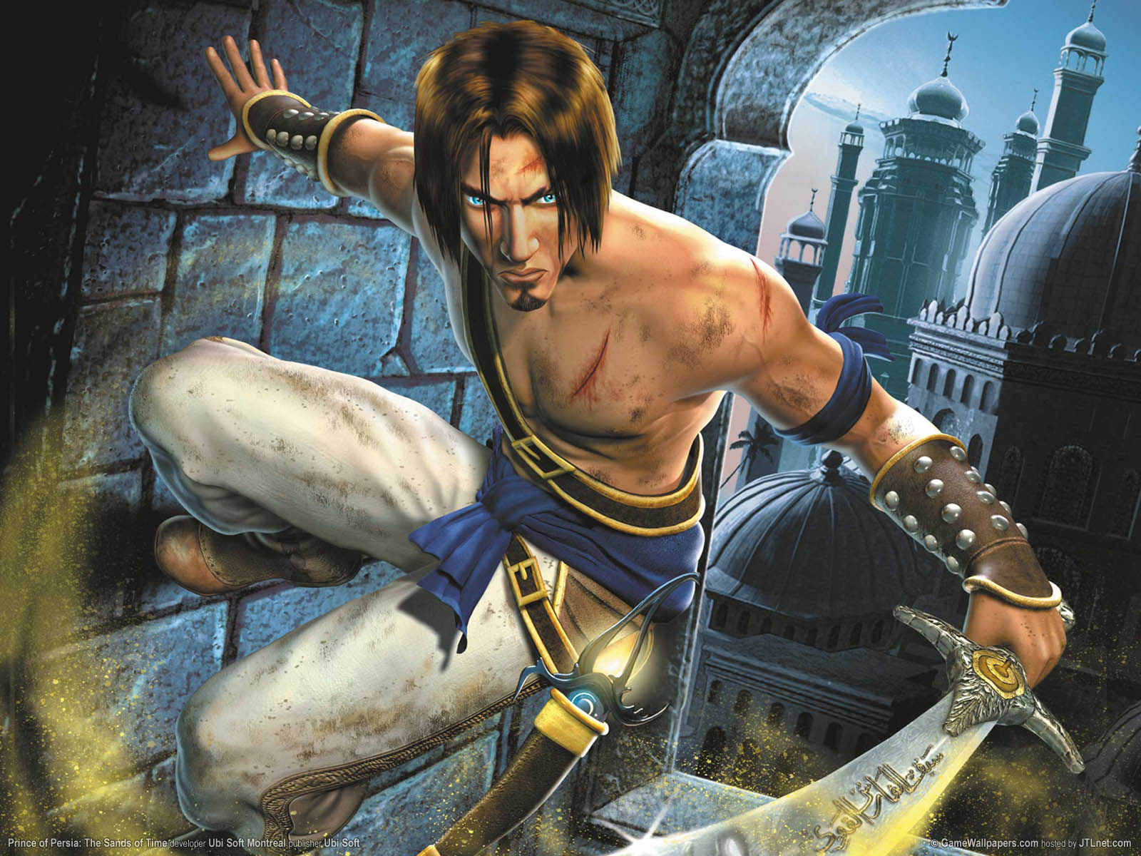 Prince of Persia: The Sands of Time Hintergrundbild 03 1600x1200