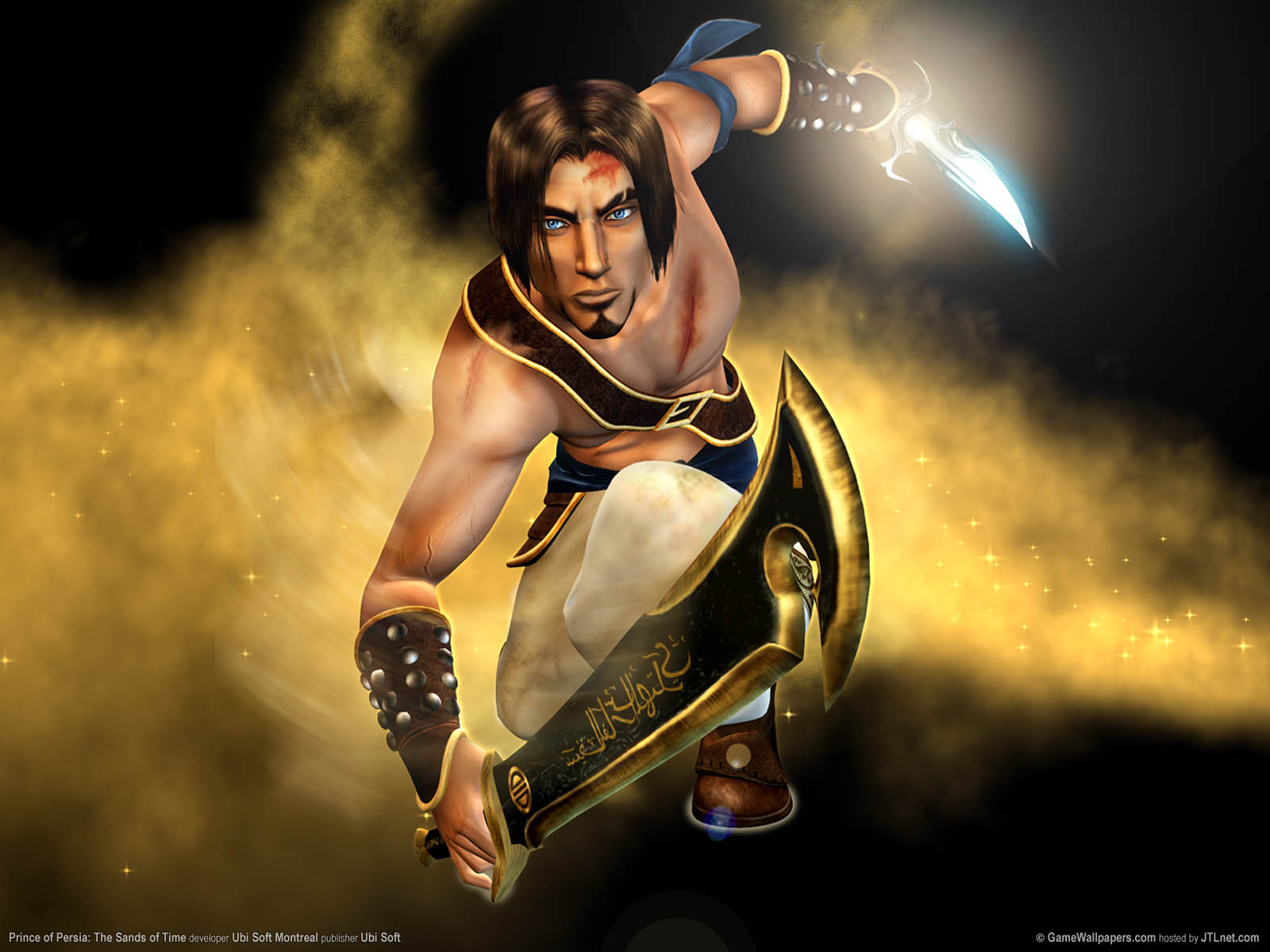 Prince Of Persia The Sands Of Time Wallpaper 04 1600x1200