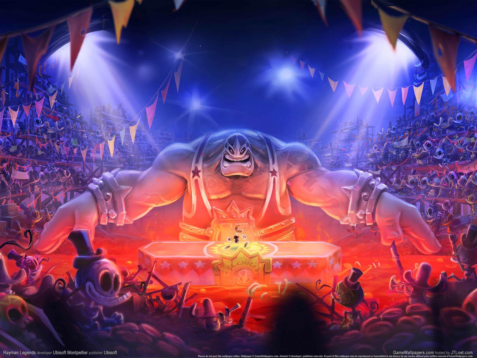 Rayman Legendsνmmer=01 achtergrond  1600x1200