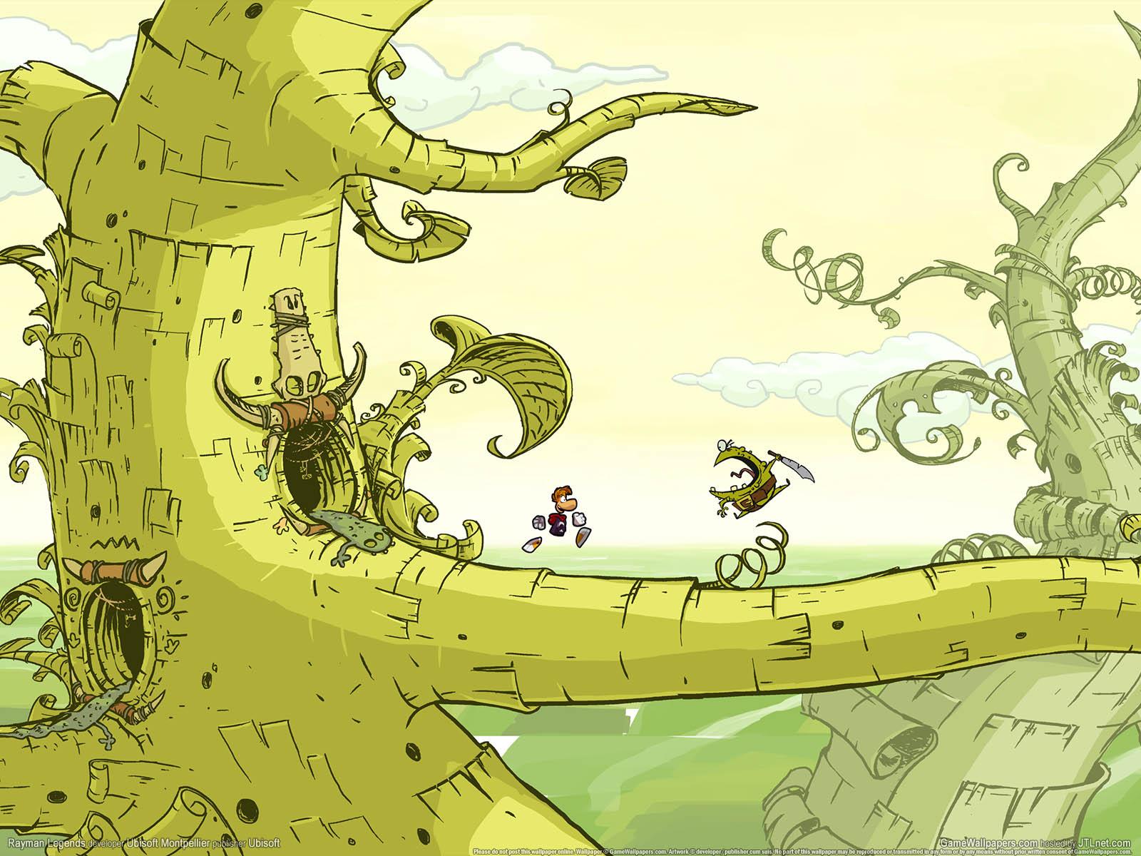 Rayman Legendsνmmer=02 achtergrond  1600x1200