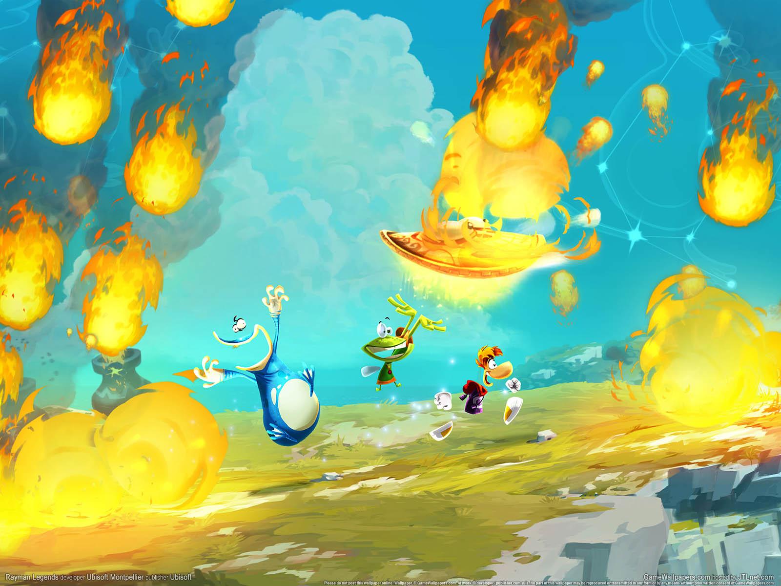 Rayman Legendsνmmer=04 achtergrond  1600x1200