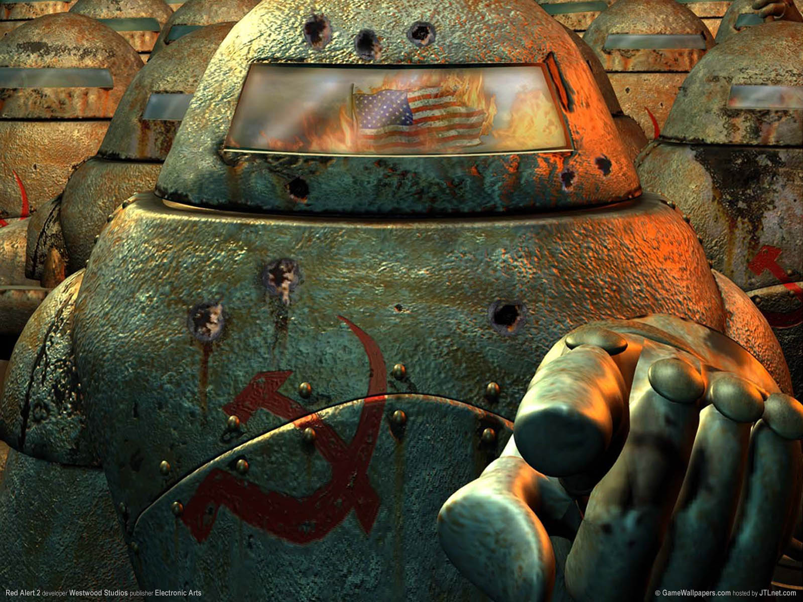 Red Alert 2 Hintergrundbild 04 1600x1200