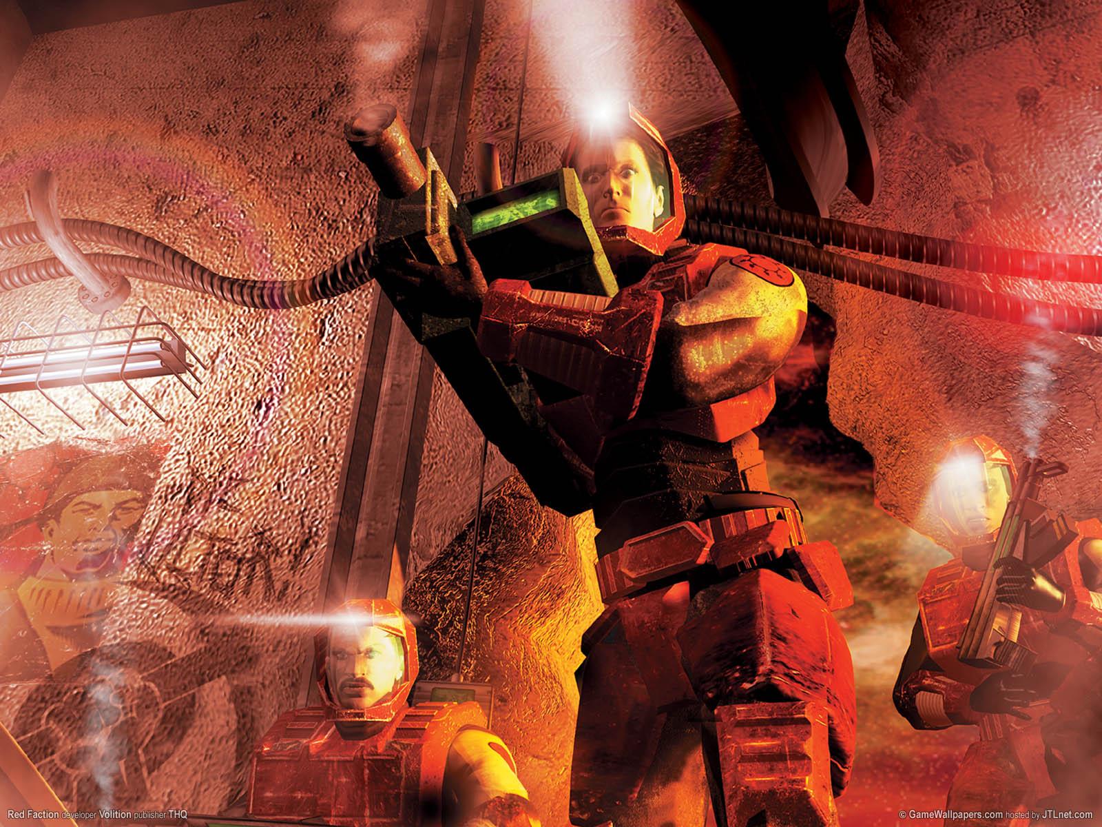 Red Faction Hintergrundbild 01 1600x1200