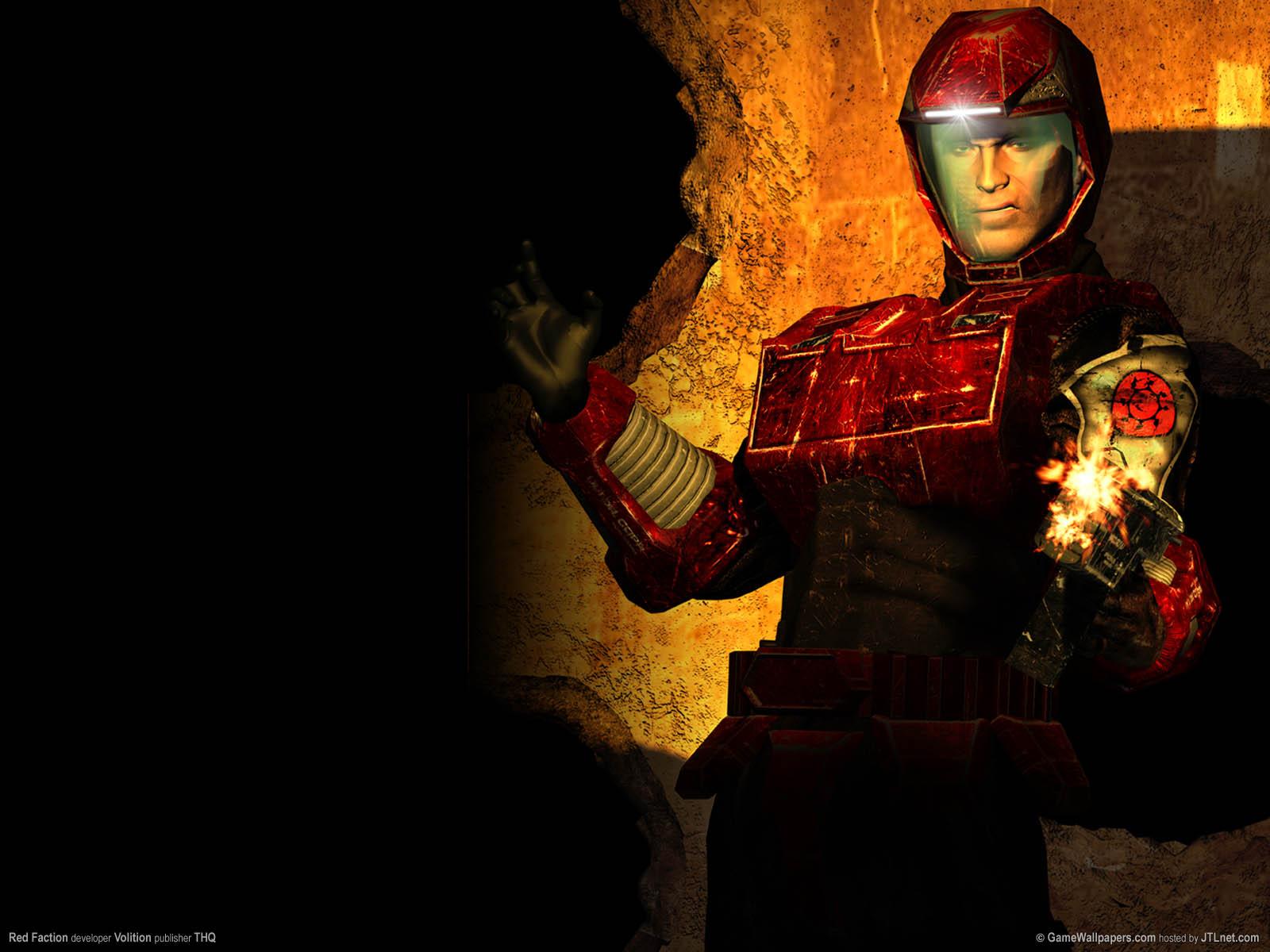 Red Faction Hintergrundbild 02 1600x1200