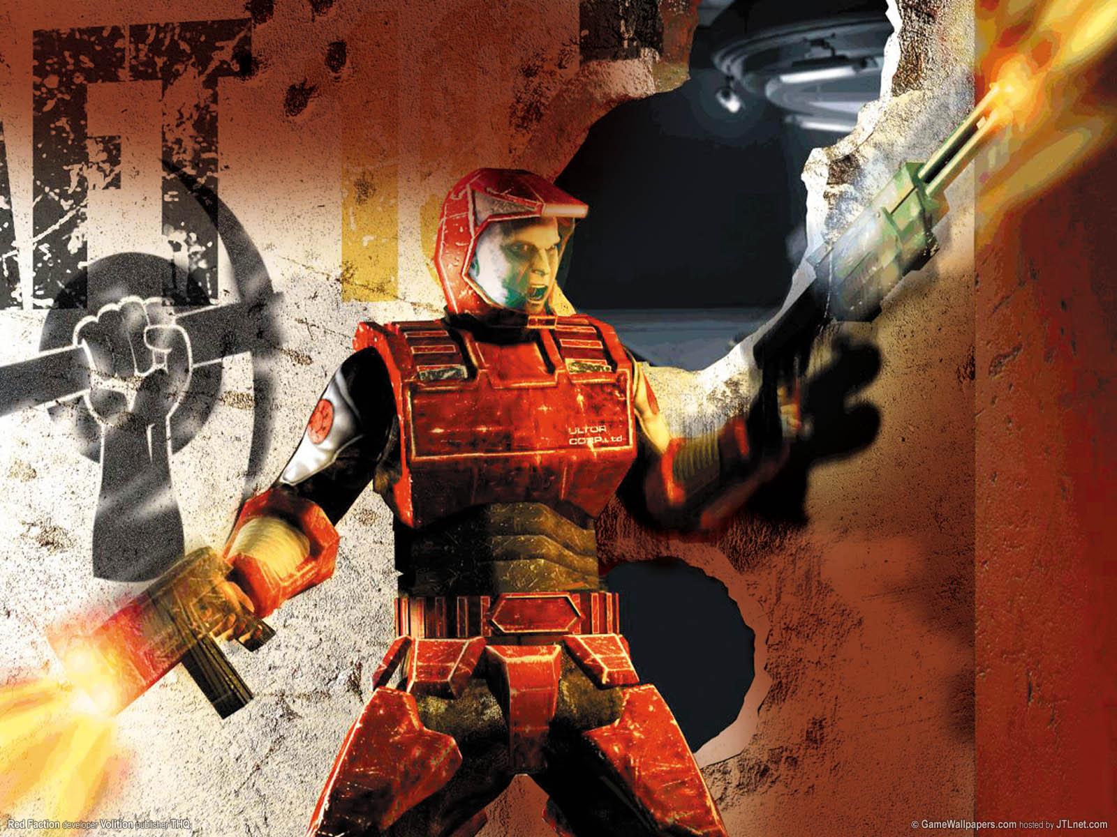 Red Faction Hintergrundbild 04 1600x1200