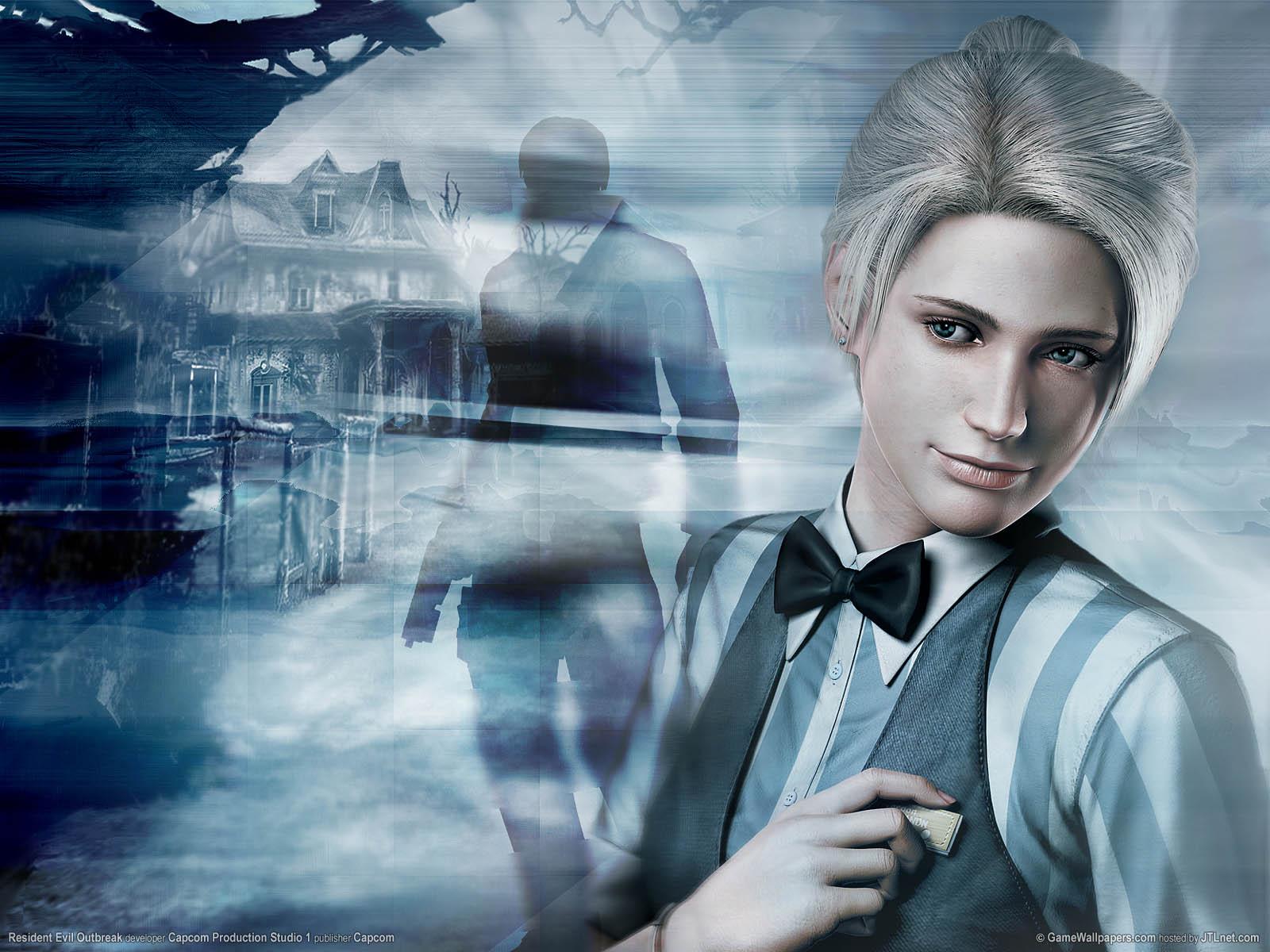 Resident Evil Outbreak Hintergrundbild 01 1600x1200
