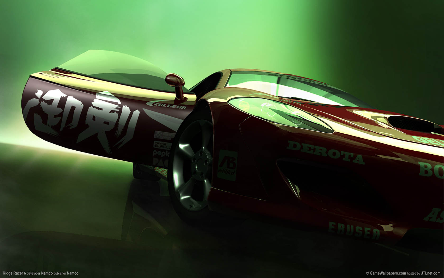 Ridge Racer 6 Hintergrundbild 04 1680x1050