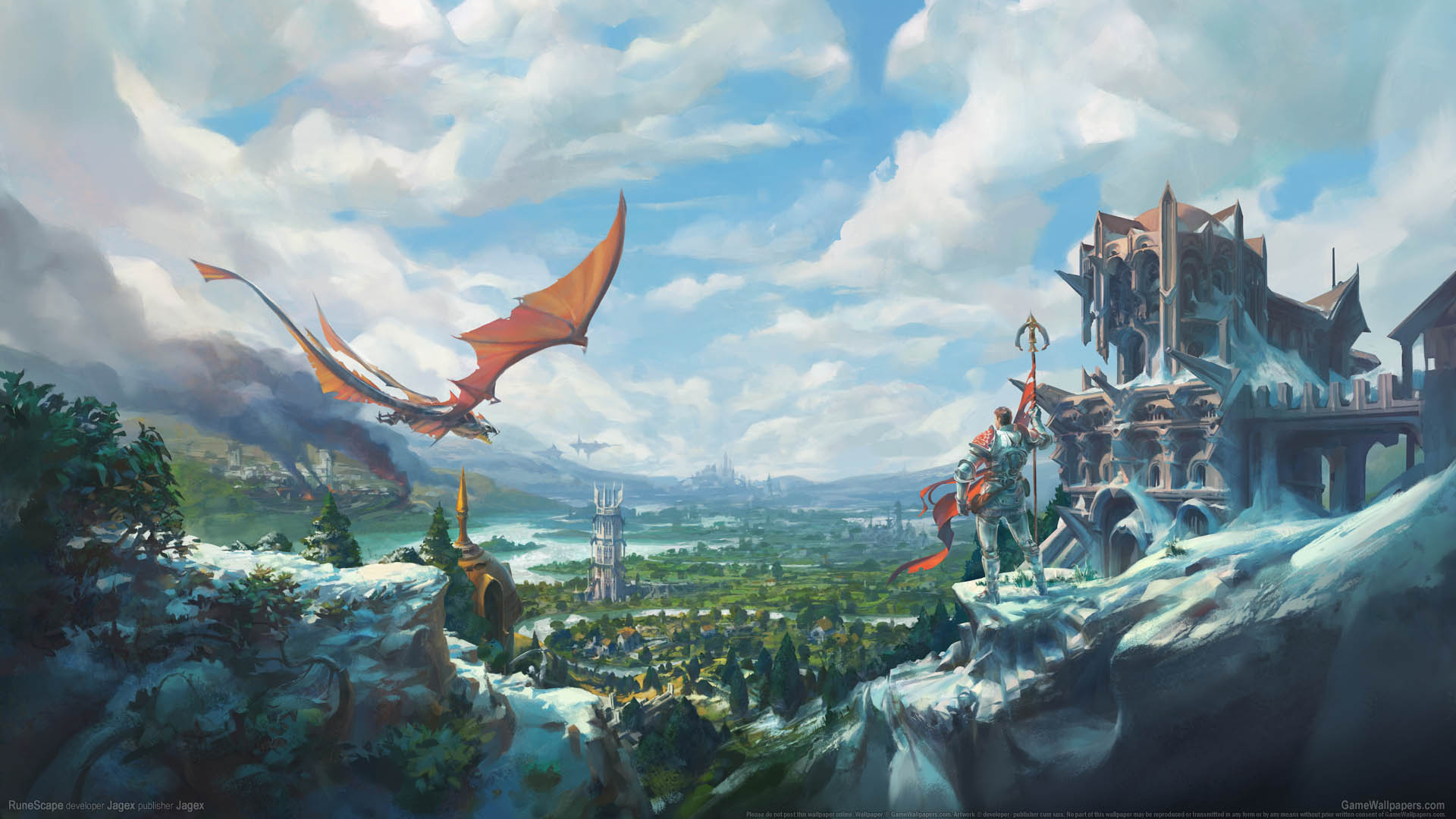 RuneScape wallpaper 02 1920x1080