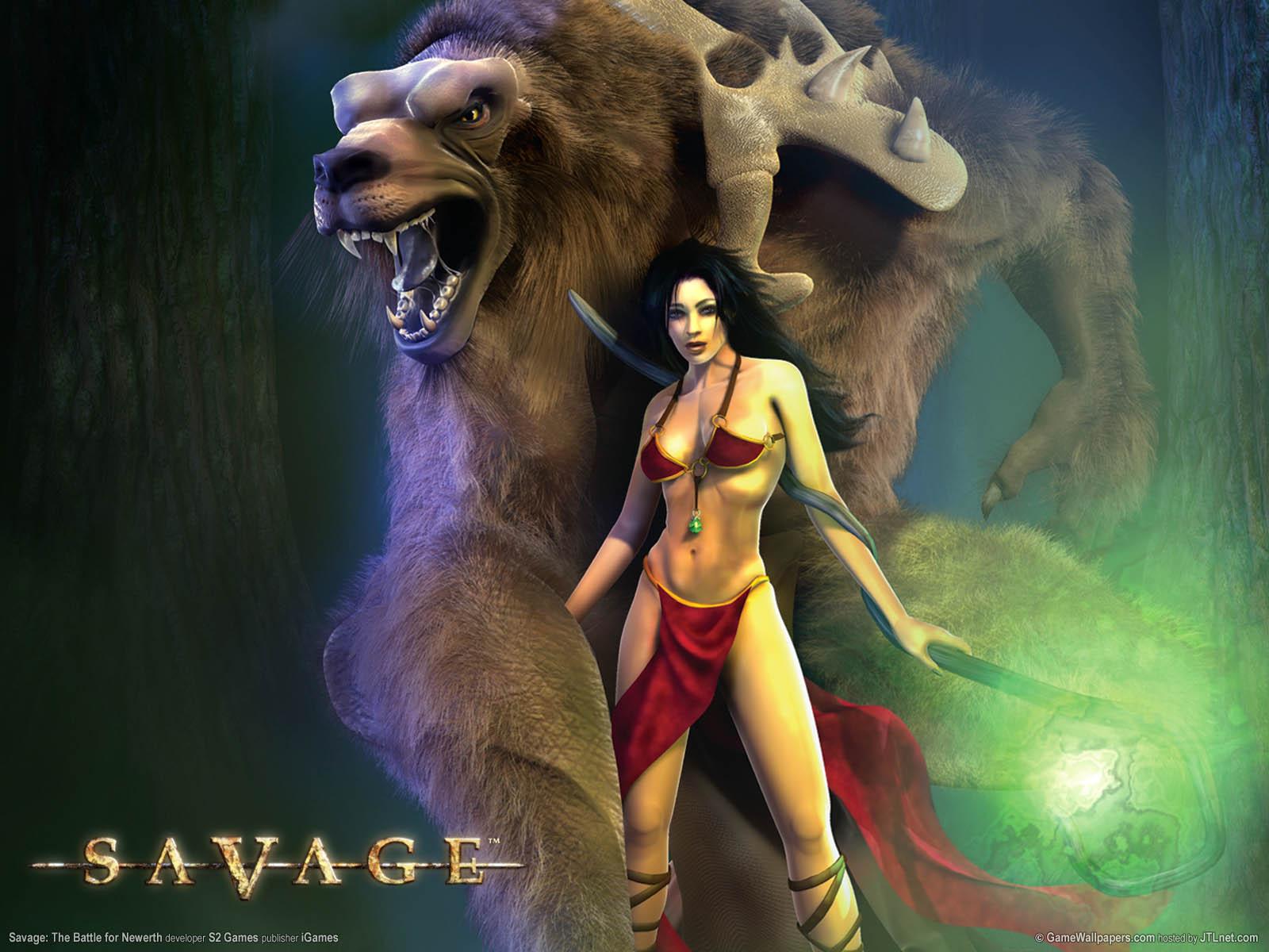 Savage: The Battle for Newerth Hintergrundbild 01 1600x1200