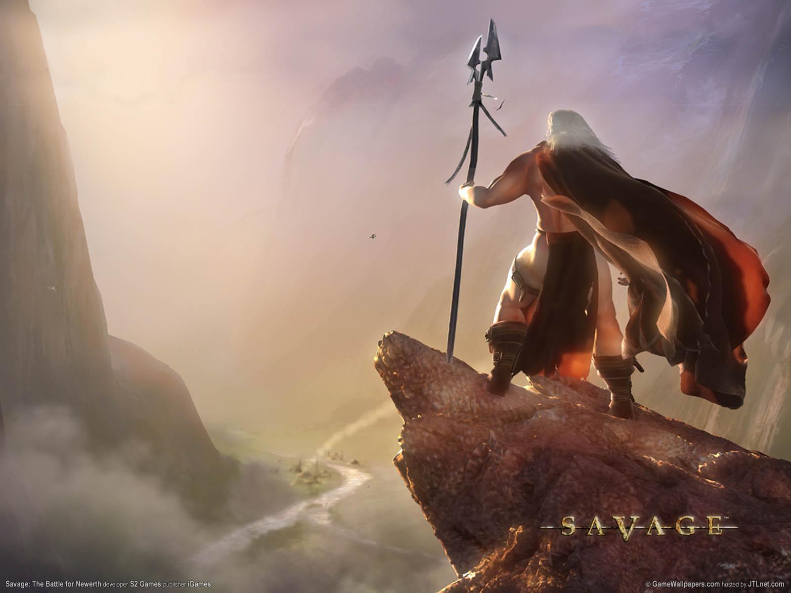Savage: The Battle for Newerth Hintergrundbild 02 1600x1200