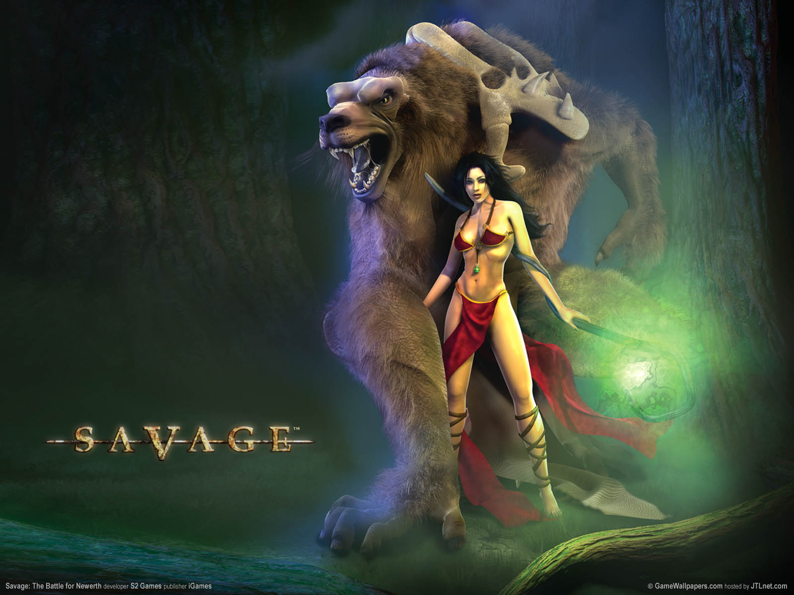Savage: The Battle for Newerth Hintergrundbild 03 1600x1200