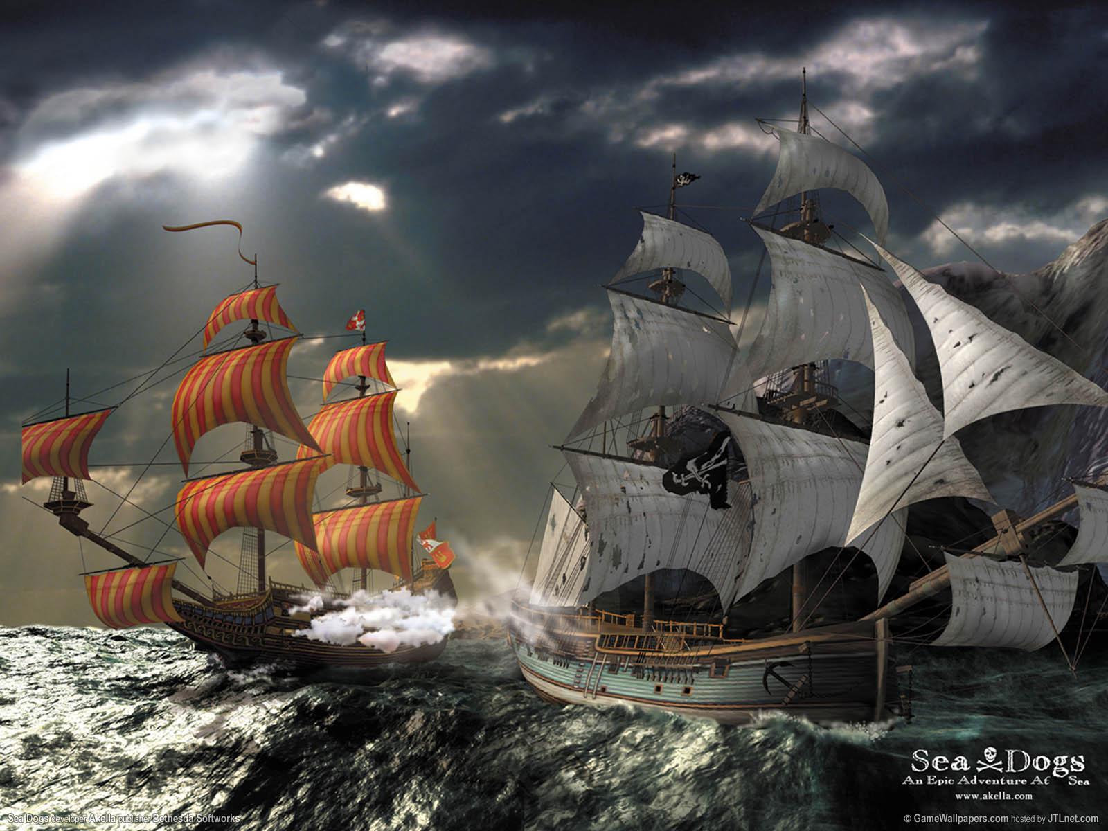 Sea Dogsνmmer=01 achtergrond  1600x1200
