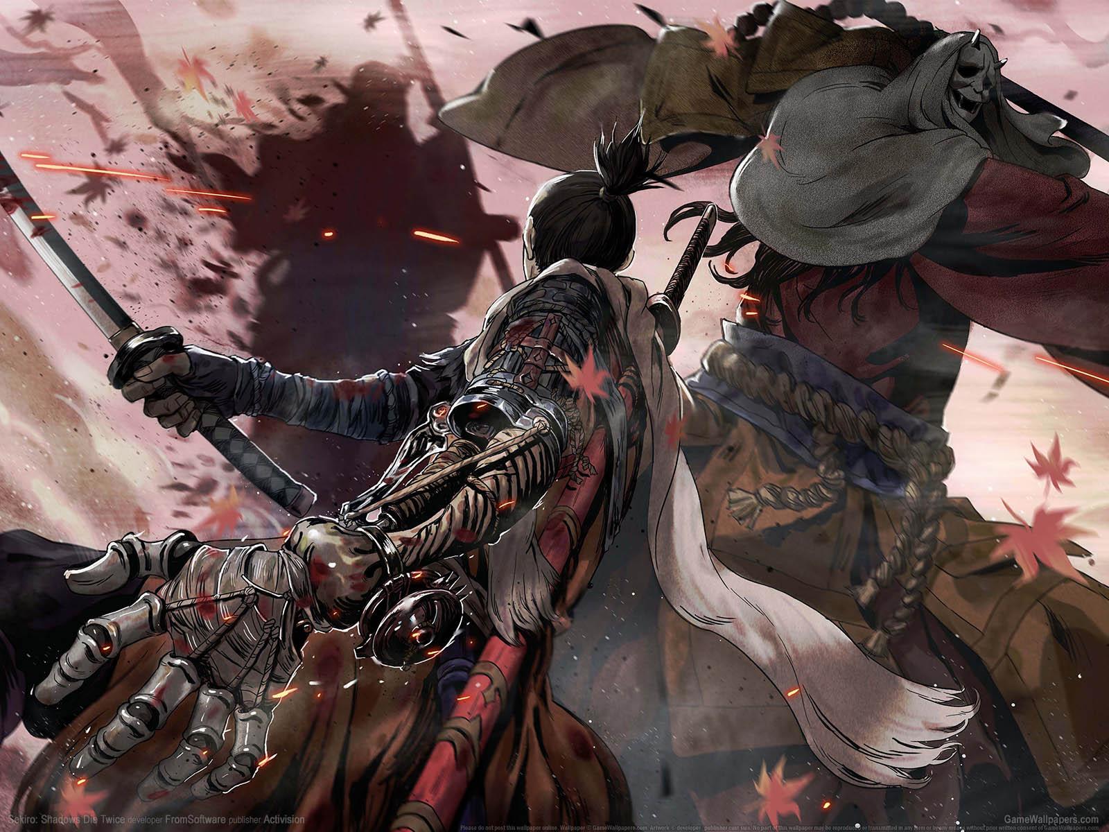 Sekiro: Shadows Die Twiceνmmer=02 wallpaper  1600x1200