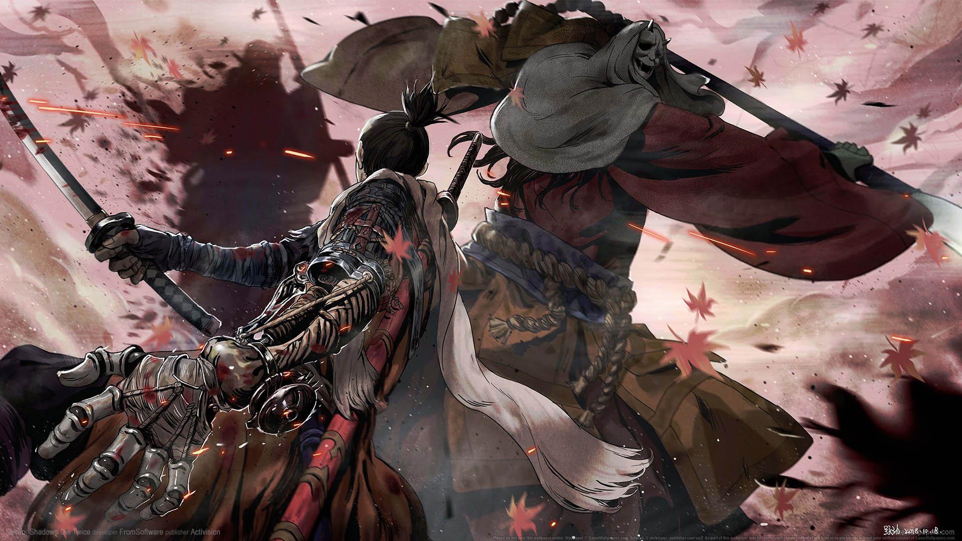 Sekiro: Shadows Die Twice wallpaper 02 1920x1080