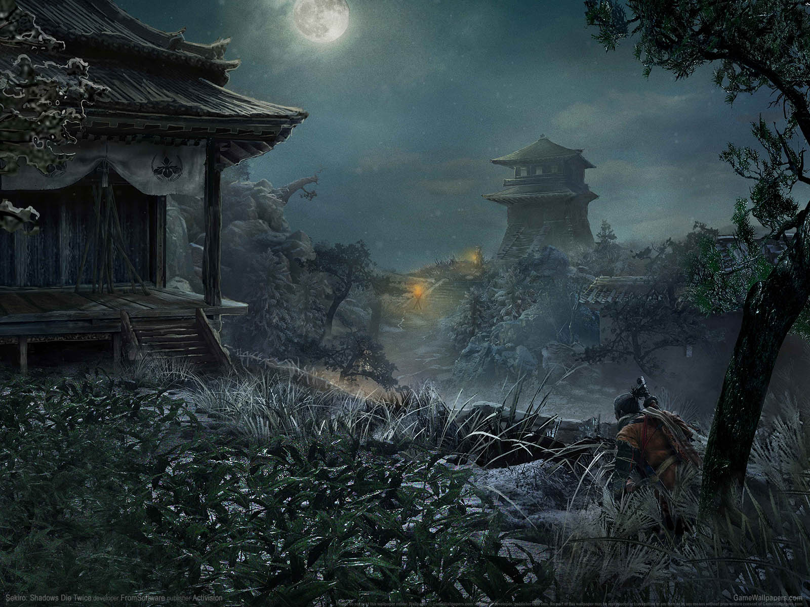 Sekiro: Shadows Die Twiceνmmer=03νmmer= achtergrond  1600x1200