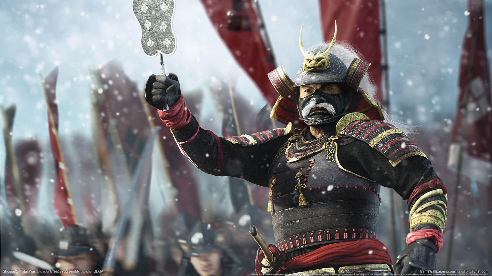 shogun 2: total war wallpapers or desktop backgrounds