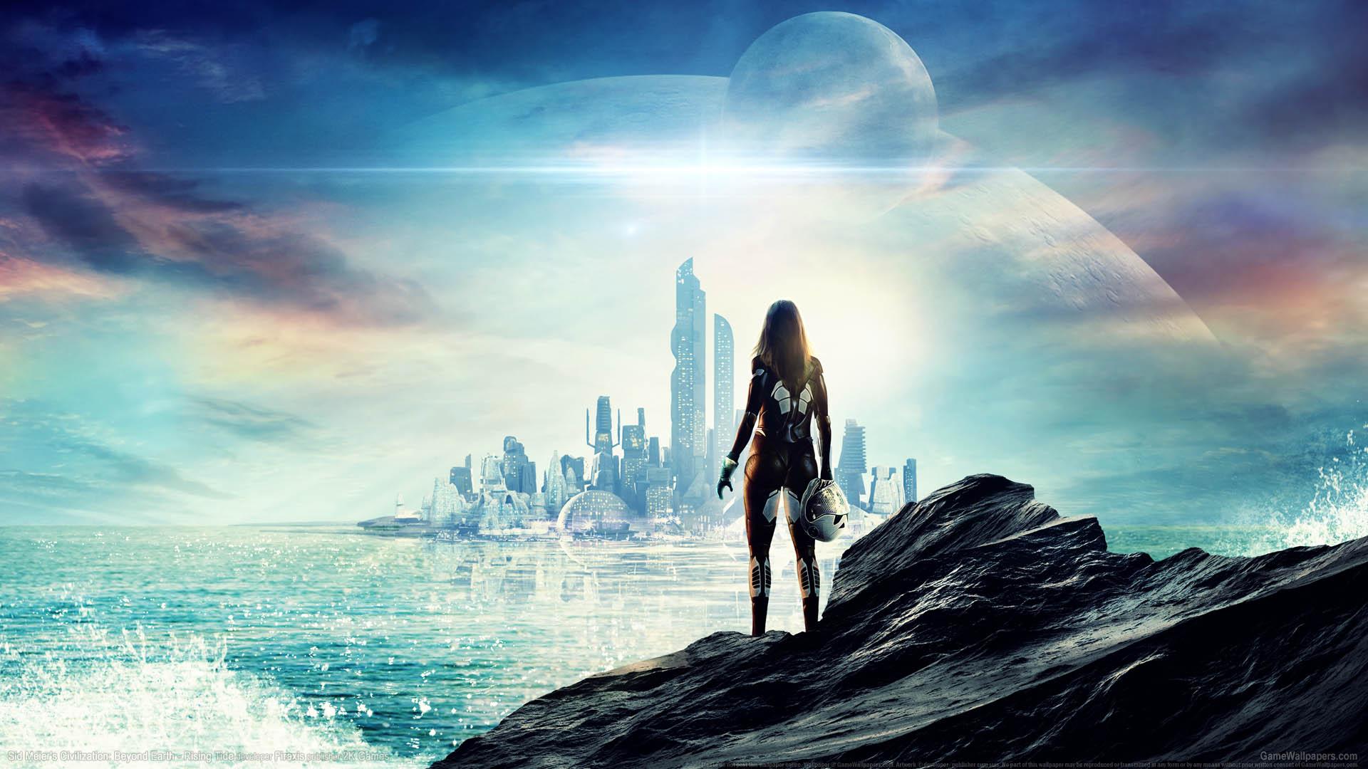 Sid Meier's Civilization: Beyond Earth - Rising Tide wallpaper 01 1920x1080