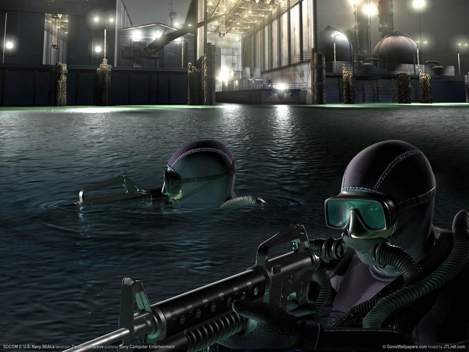 Socom 2 us navy seals wallpaper 03 1600x1200 altavistaventures Choice Image