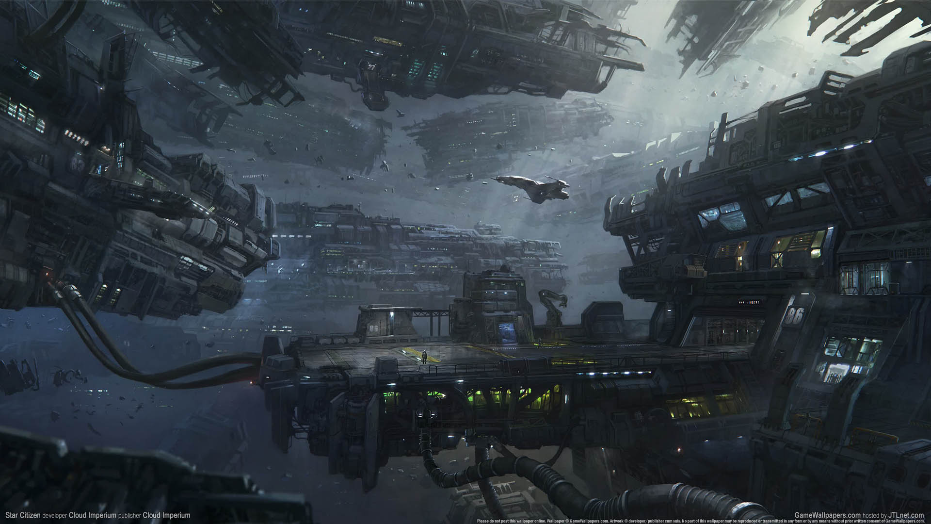 Star Citizen Wallpaper 1080p: Star Citizen Wallpaper 02 1920x1080