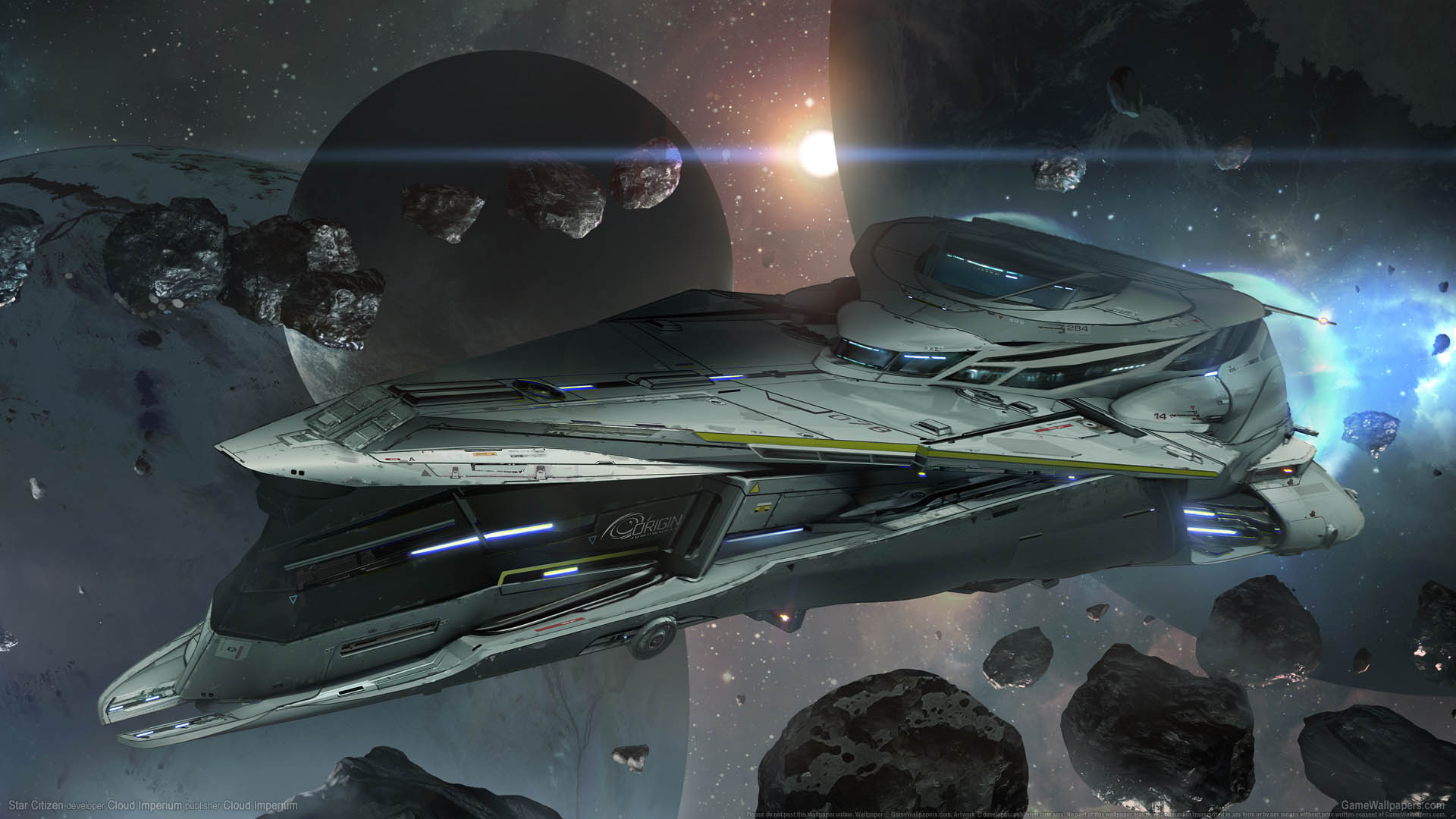 Star Citizen Wallpaper 1080p: Star Citizen Wallpaper 13 1920x1080