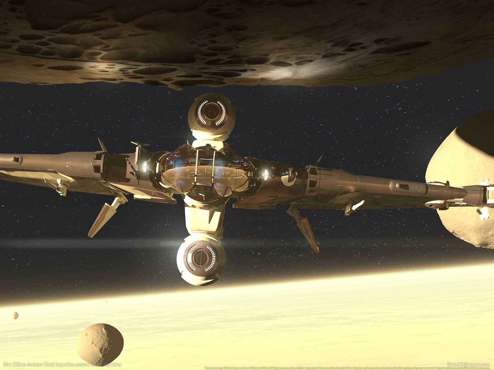Star Citizenνmmer=24 Hintergrundbild  1600x1200