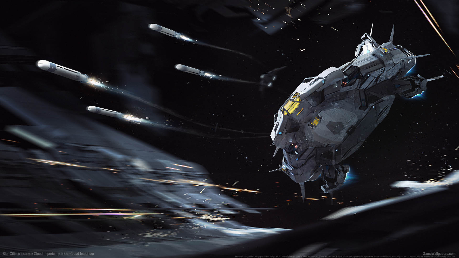 Star Citizen wallpaper 36 1920x1080