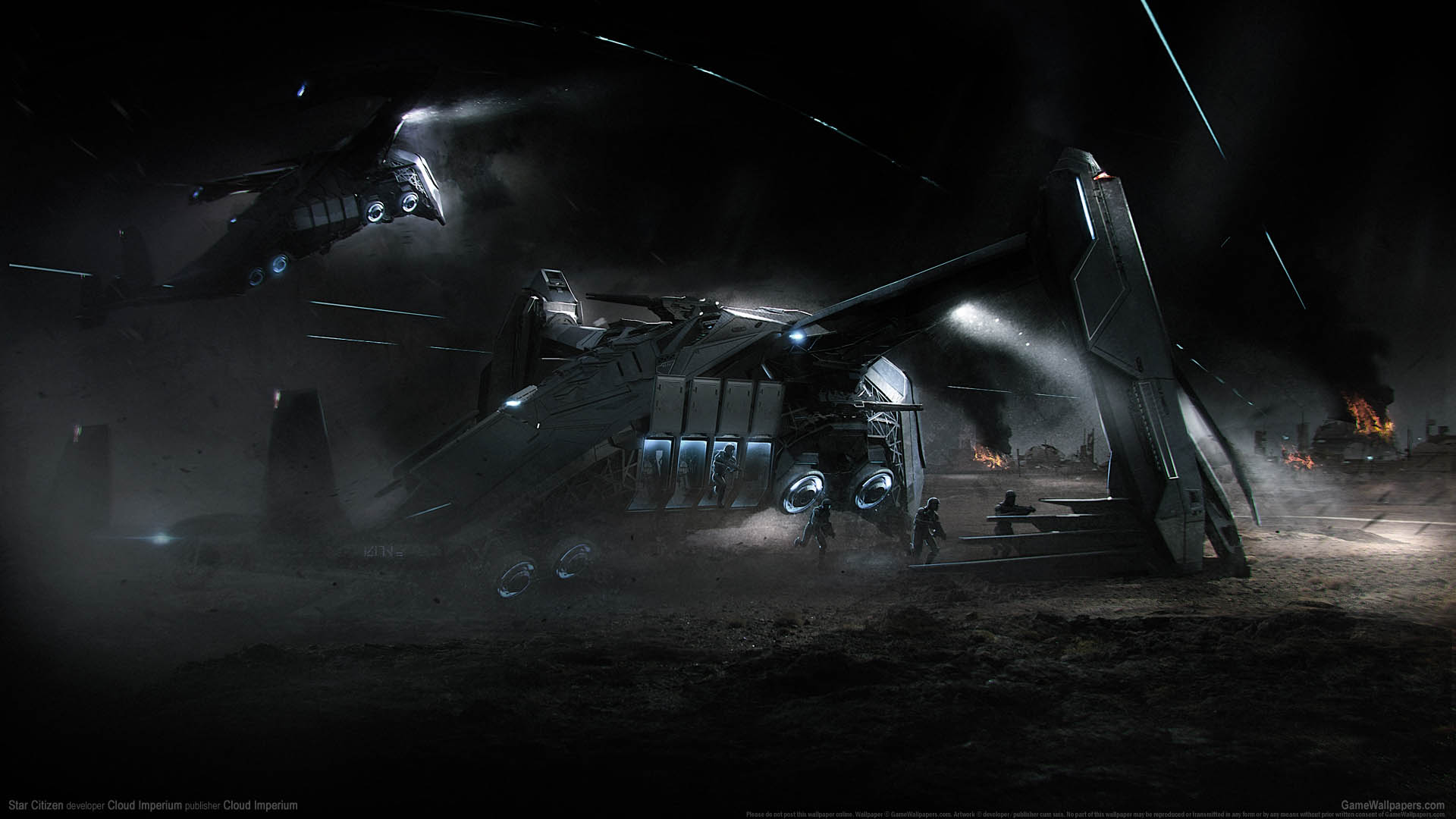 Star Citizen Wallpaper Or Background 37