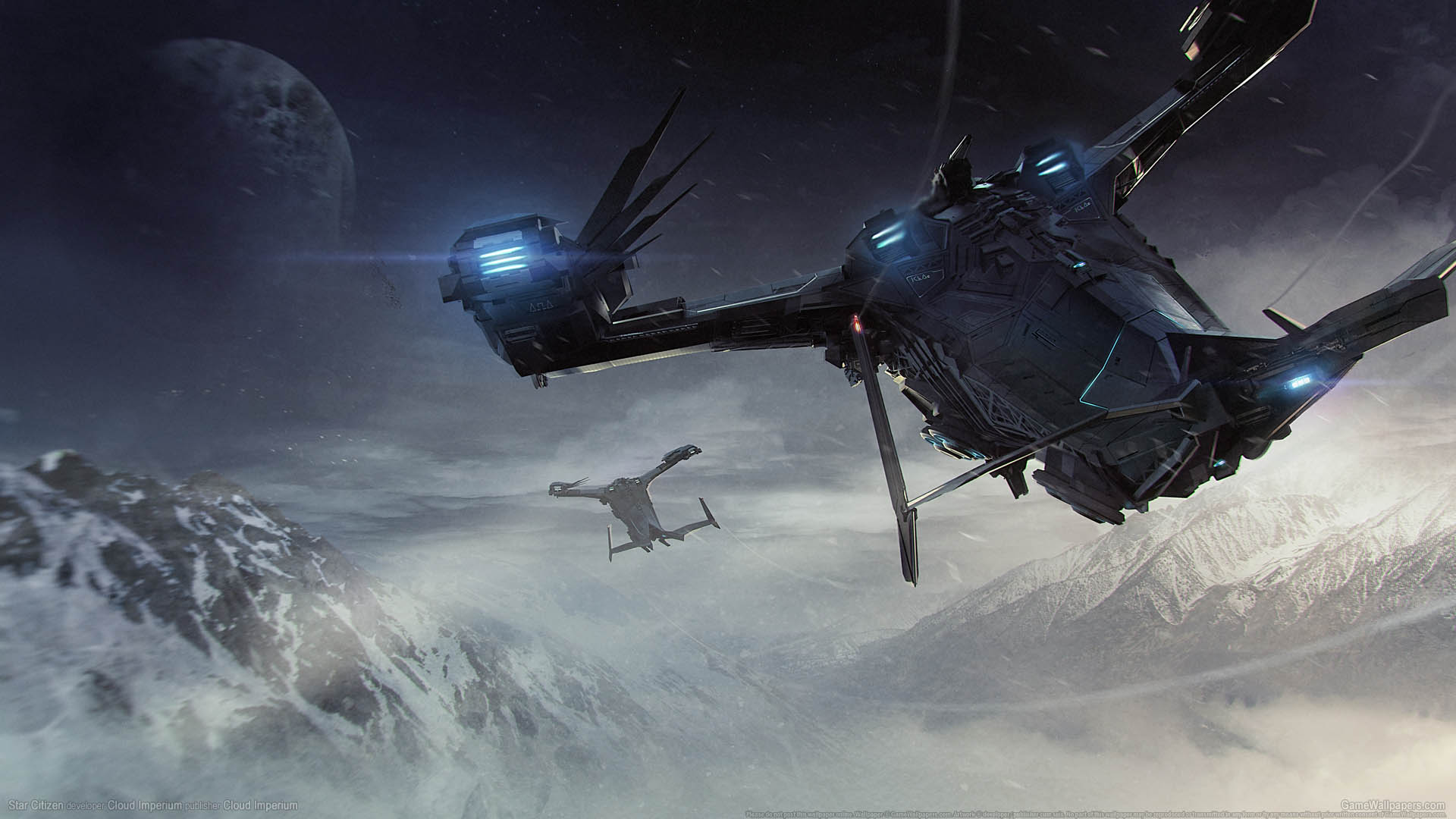 Star Citizen Wallpaper Or Background 38