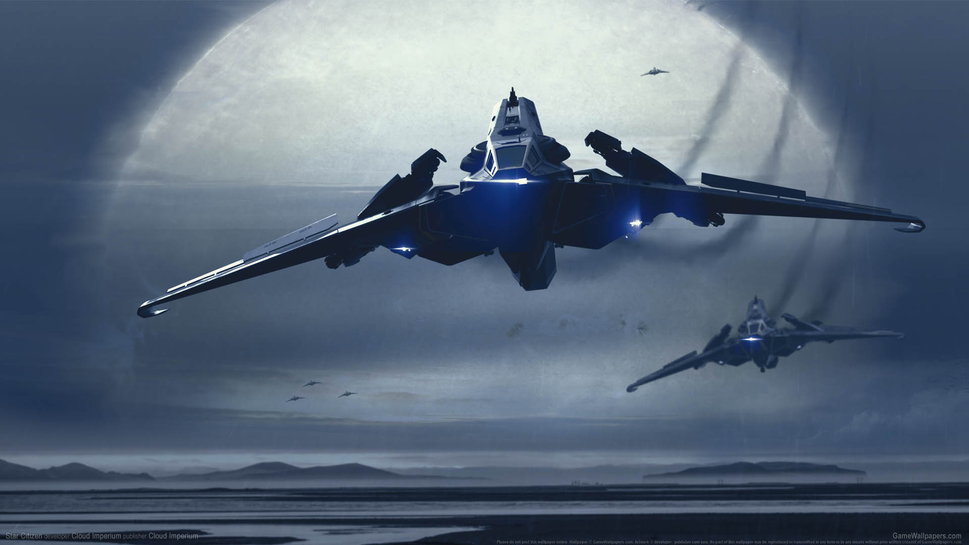 Star Citizen fond d'écran 47 1920x1080