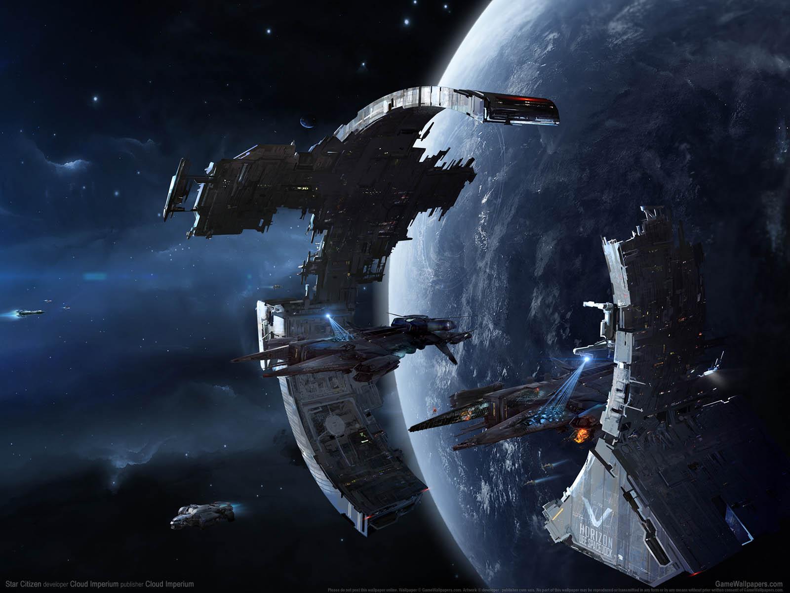 Star Citizenνmmer=51 Hintergrundbild  1600x1200