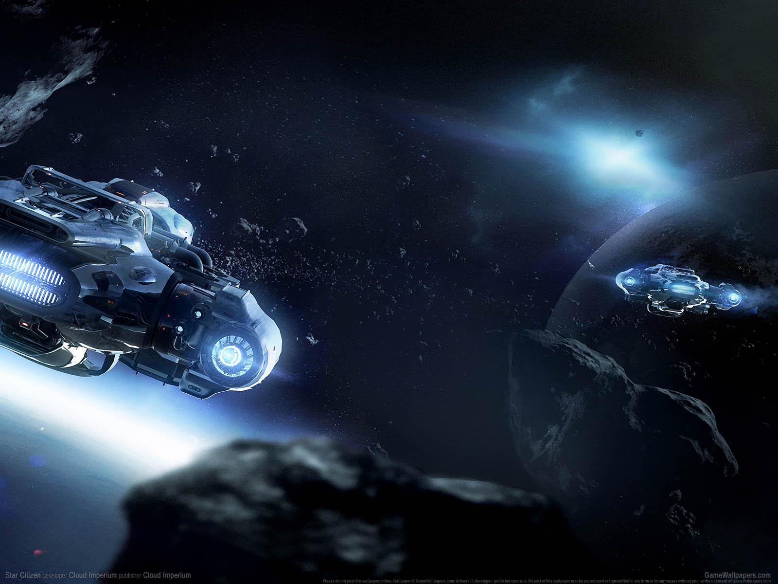Star Citizenνmmer=58 Hintergrundbild  1600x1200