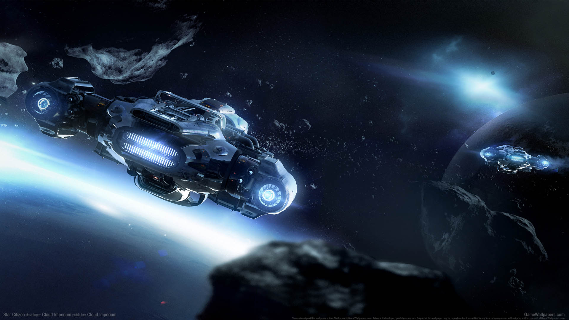 Star Citizen wallpaper 58 1920x1080