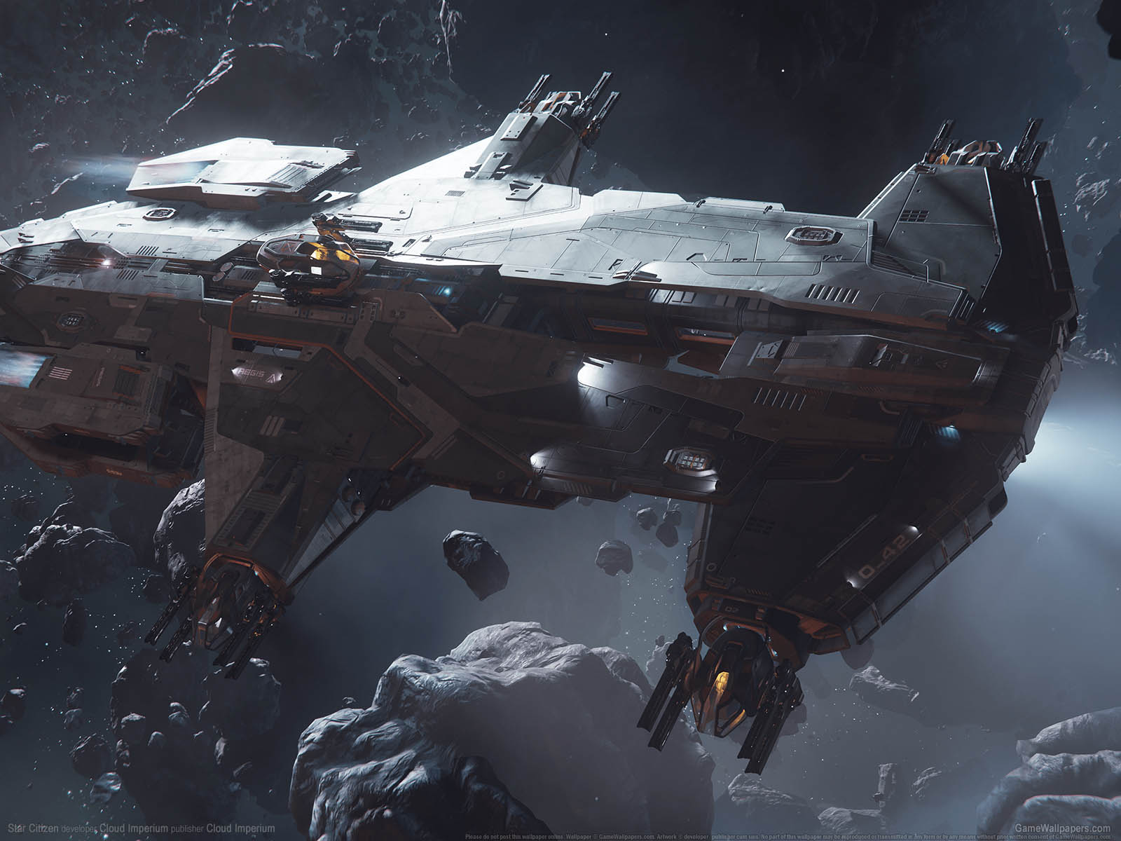 Star Citizenνmmer=64 Hintergrundbild  1600x1200