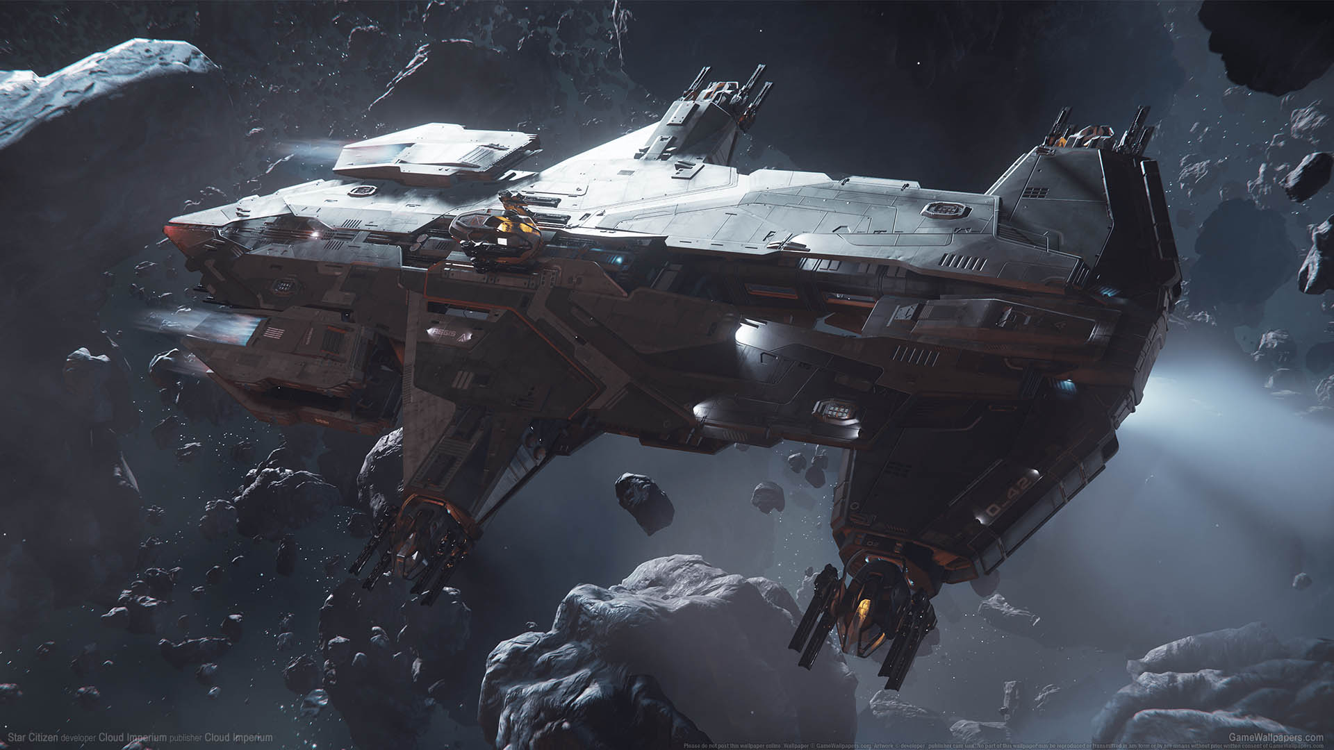 Star Citizen fondo de escritorio 64 1920x1080