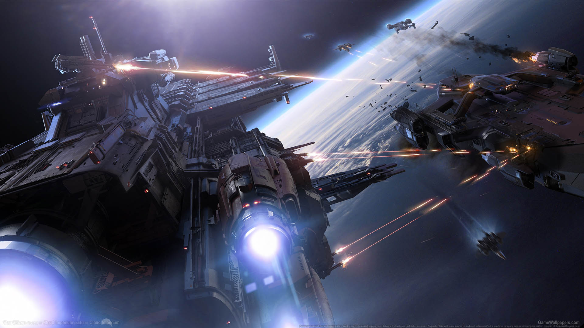 Star Citizen fondo de escritorio 69 1920x1080