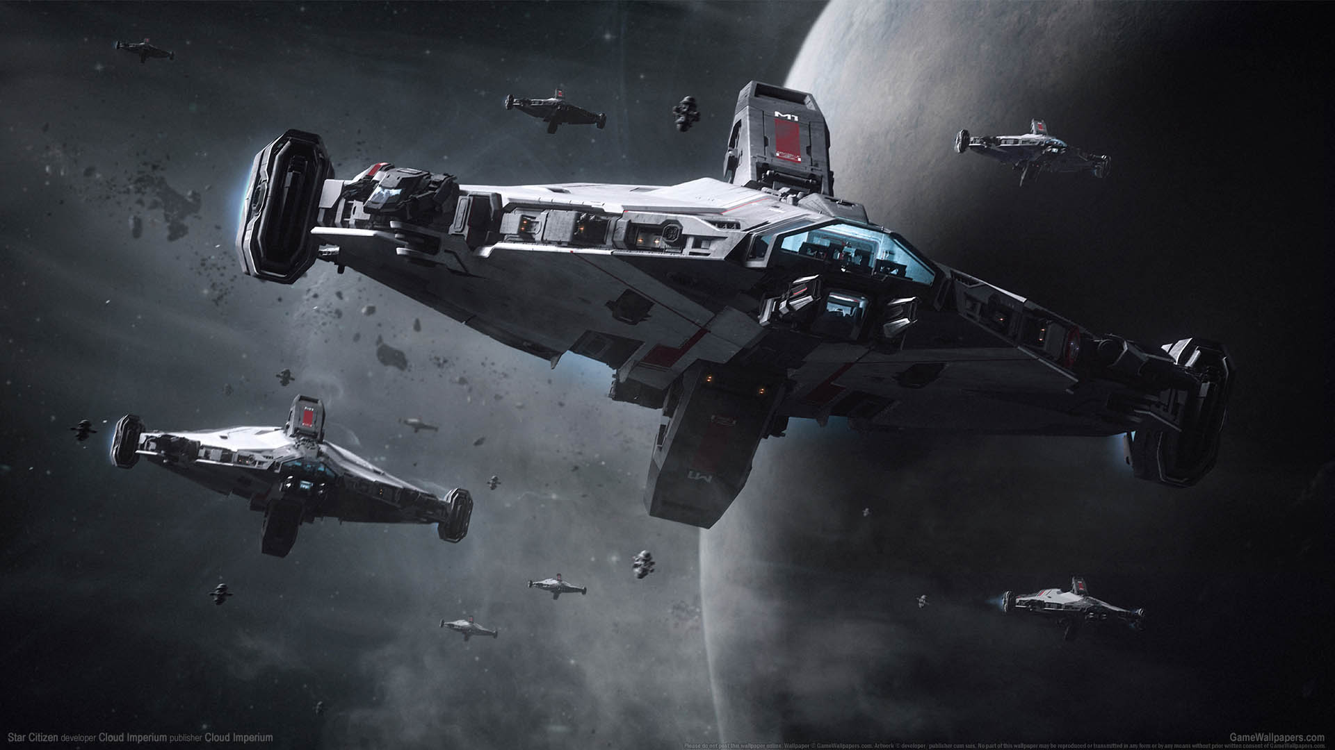 Star Citizen fondo de escritorio 77 1920x1080