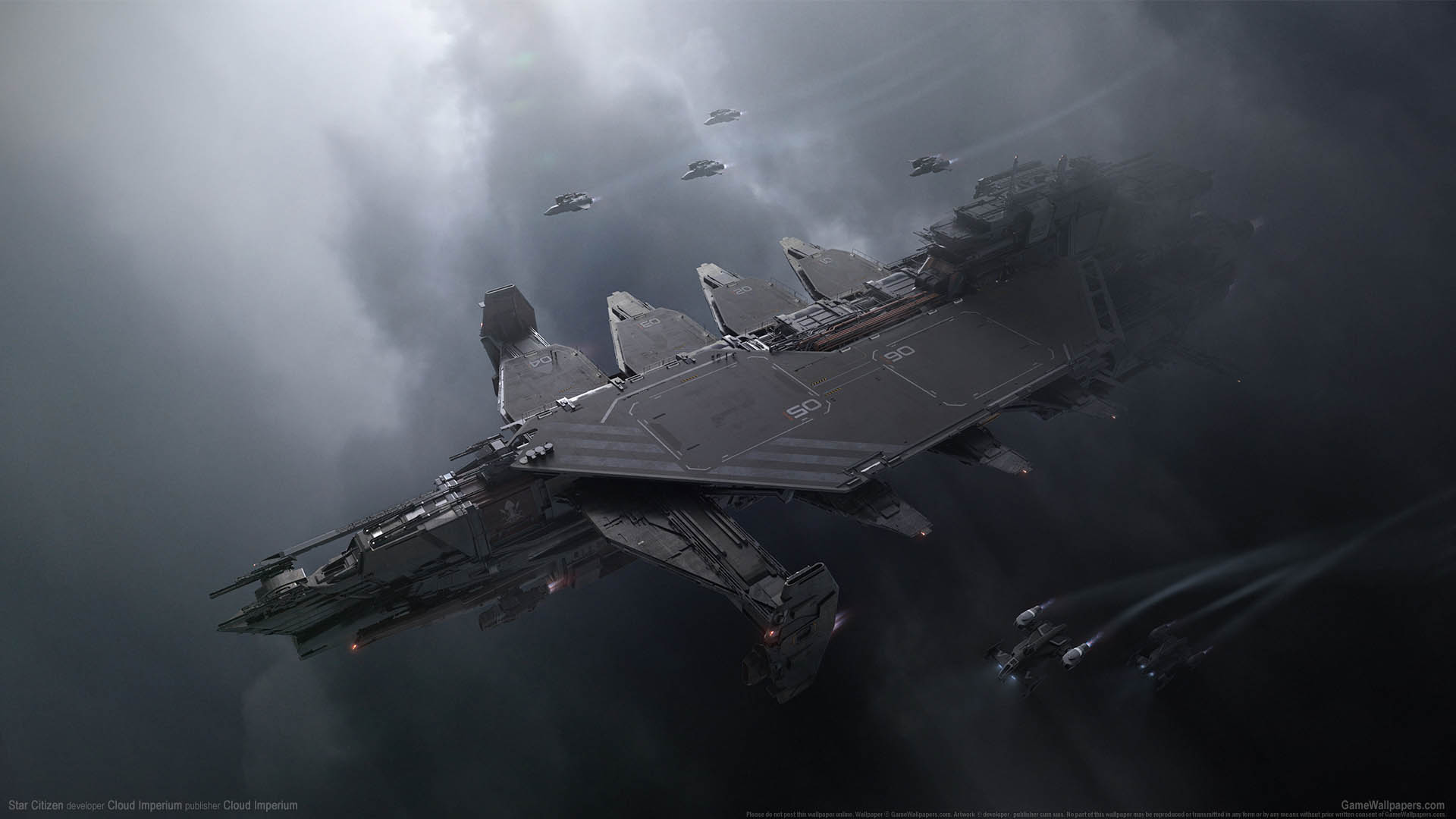 Star Citizen wallpaper 80 1920x1080