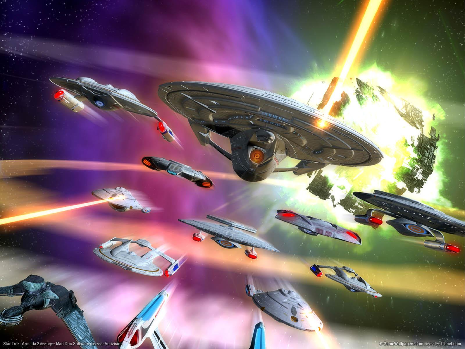 Star Trek: Armada 2νmmer=01 achtergrond  1600x1200